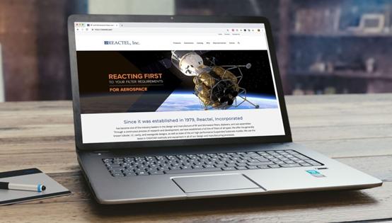 Reactel Website